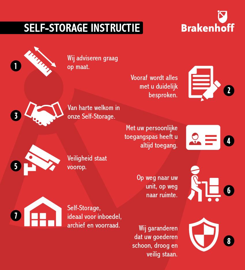 Particuliere self-storage