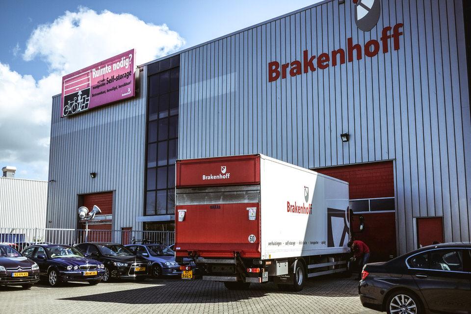 Brakenhoff Logistiek